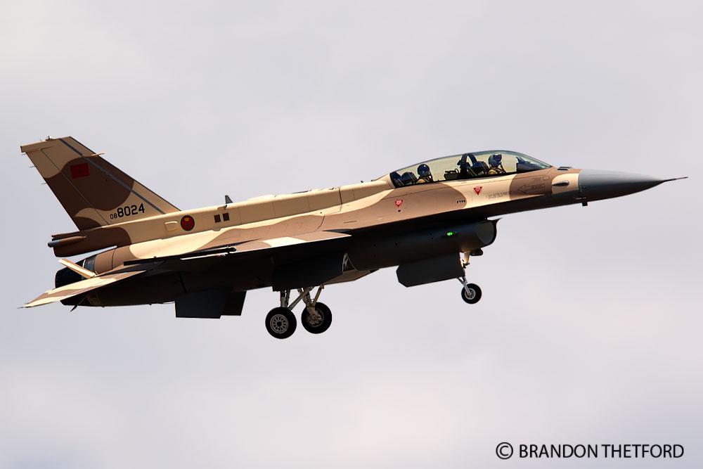 Photos RMAF F-16 C/D Block 52+ - Page 2 Morocc13