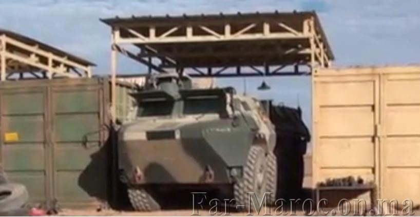 Photos - Véhicules blindées / Armored Vehicles, APC and IFV Ot2_wm10