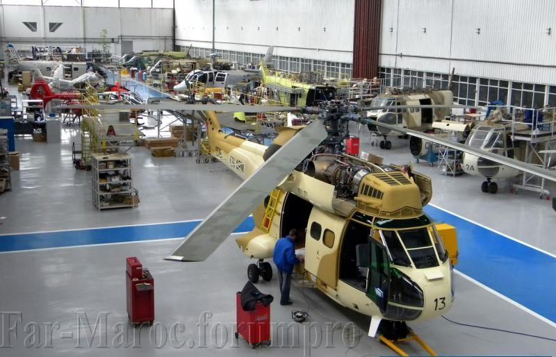 تصور المنتدى العسكري العربي لما تحتاجه القوات الجوية المغربية Pumafr10