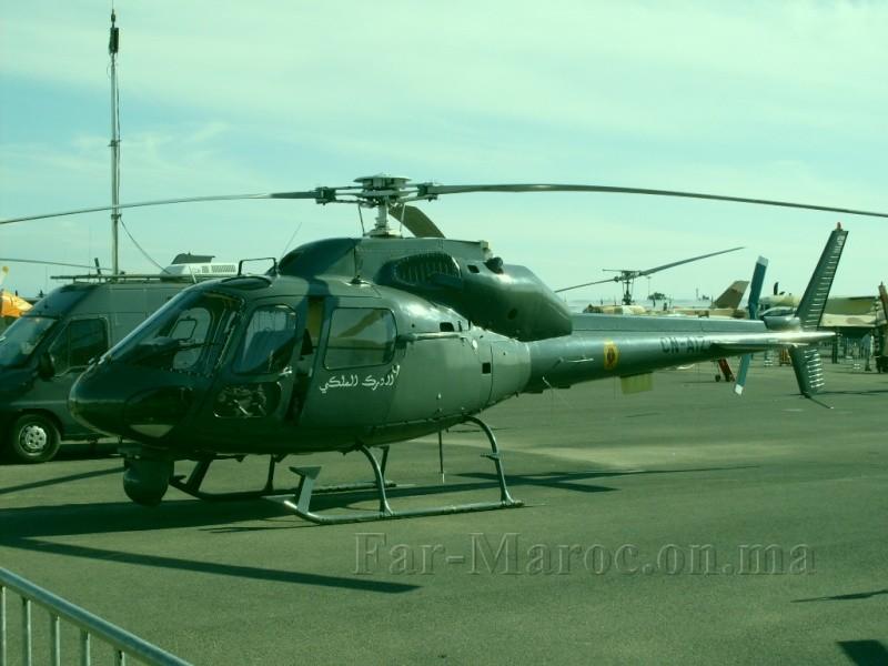 Gendarmerie Royale a Marrakech AeroExpo  2012 Sdc10426