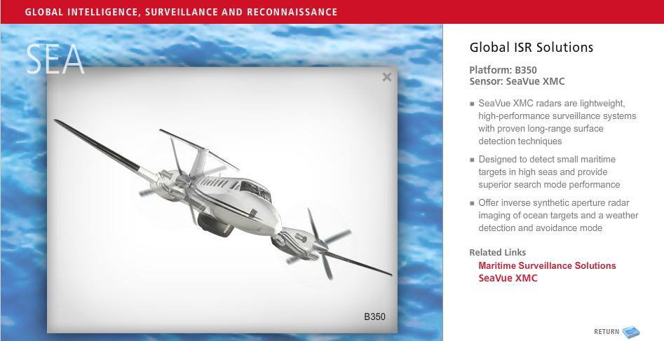Radar SeaVue XMC for Morocco Seavue11