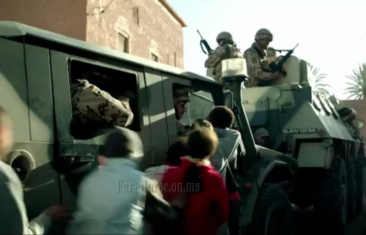 Les FAR et le Cinema / Moroccan Armed Forces in Movies Wik4_w10
