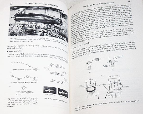 "Livres : ""Rockets, Missiles & Spacecrafts"" 0091c10"