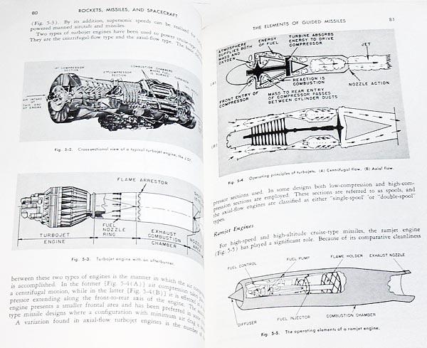 "Livres : ""Rockets, Missiles & Spacecrafts"" 0091d10"
