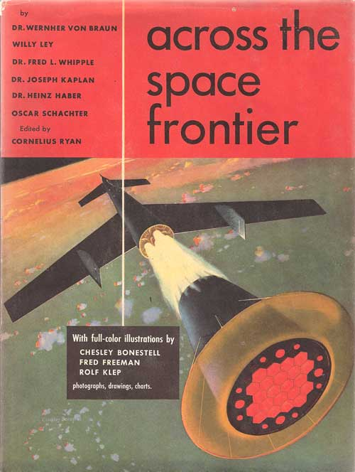 """Livres : """"Across the space frontier"""", collectif Across10"""