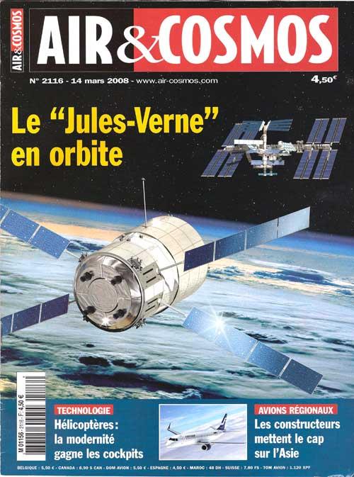 """Revues : """"Air et cosmos numéro 2116"""" Air_et11"""