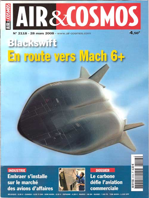 """Revues : """"Air et cosmos numéro 2118"""" Air_et13"""