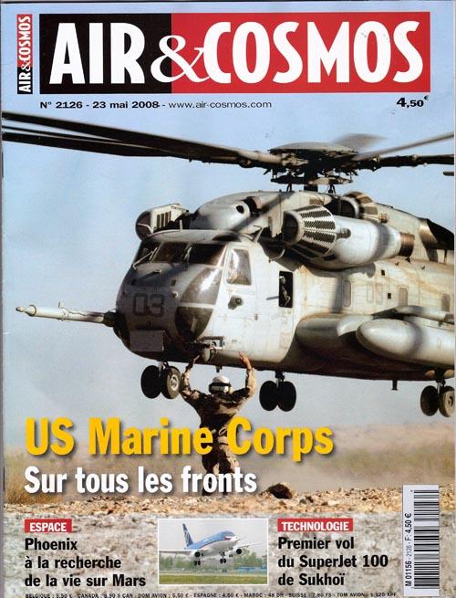 """Revues : """"Air et cosmos"""" numéro 2126 Air_et23"""