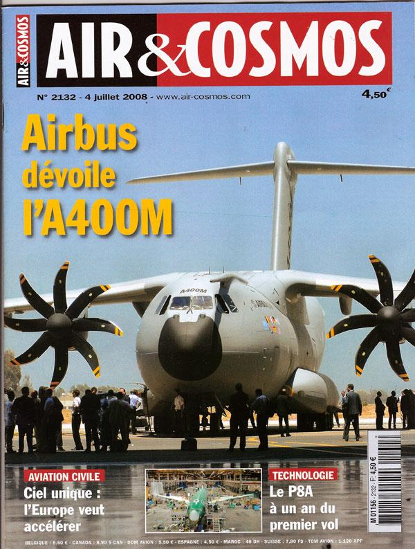 """Revues : """"Air et cosmos"""" numéro 2132 Air_et29"""