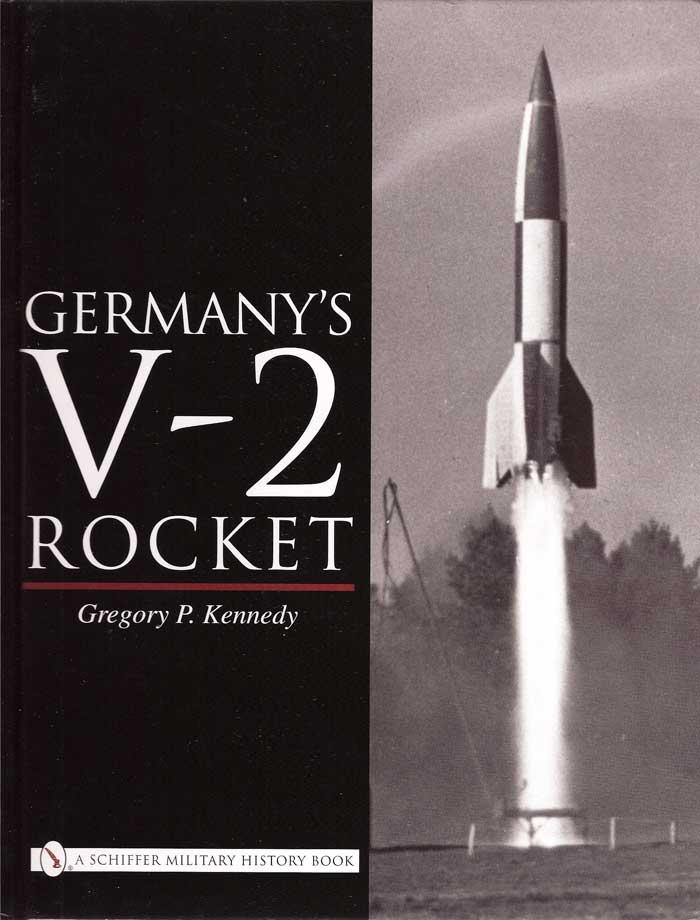 "Livres : ""Germany's V-2 rocket"" par G. Kennedy German10"