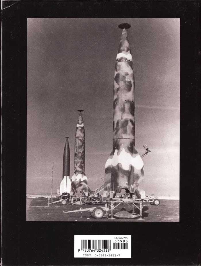 "Livres : ""Germany's V-2 rocket"" par G. Kennedy German11"