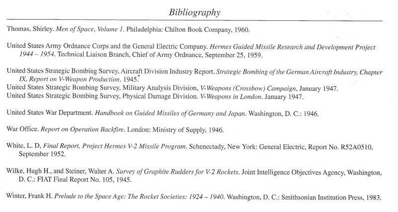 "Livres : ""Germany's V-2 rocket"" par G. Kennedy German16"