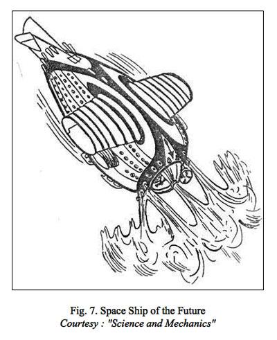 "Livres: ""Stratosphere and rocket flight"" (1935) Scienc13"