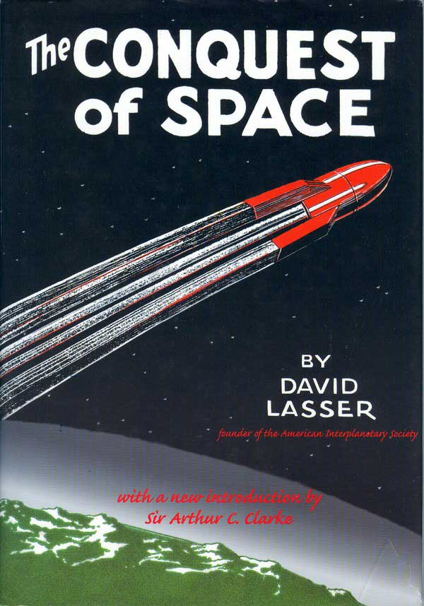 """Livres : """"The conquest of space"""" The-co10"""