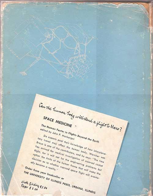"""Livres : """"The Mars project"""" de Von Braun et Ley The-ma11"""