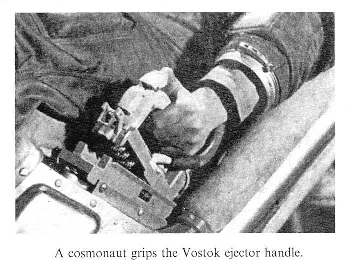 Intérieur du Vostok Vostok10