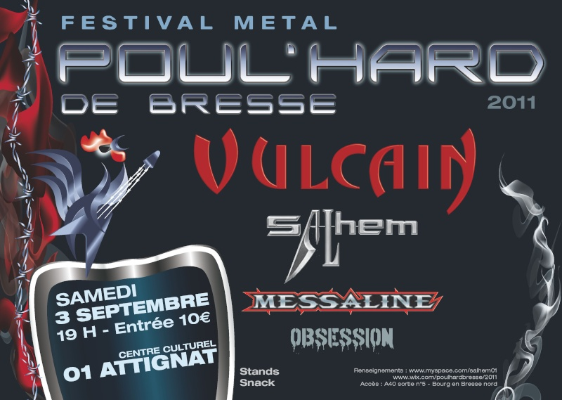 Festival Poul'Hard de Bresse - 3 septembre - Attignat (01) Poulha11