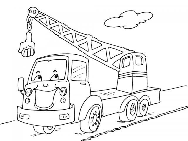 chantier, pelleteuse et compagnie ... Camion10
