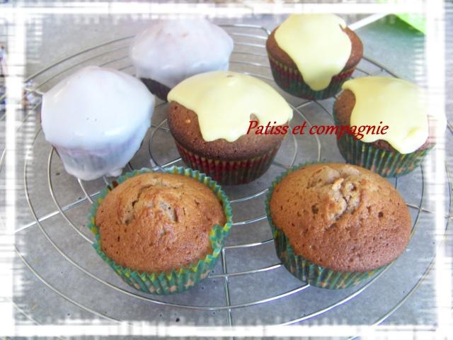 Cupcakes : recettes et décors simples - Page 4 Cupcak11