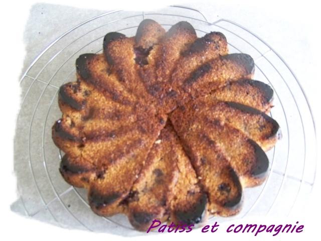 Gâteau des femmes pressées (à la mûre) Gateau15