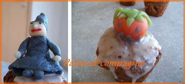 muffins et cupcakes d'halloween - Page 10 Monday12
