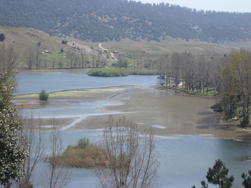 Barrages et lacs de retenue Lac_ou10