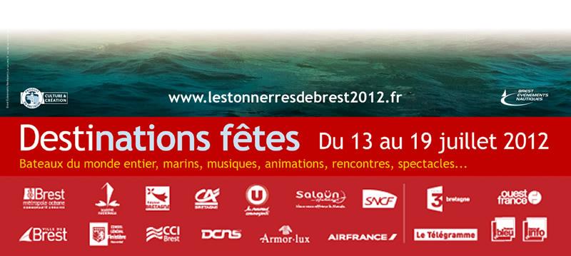 Les Tonnerres de BREST 2012 Footer10