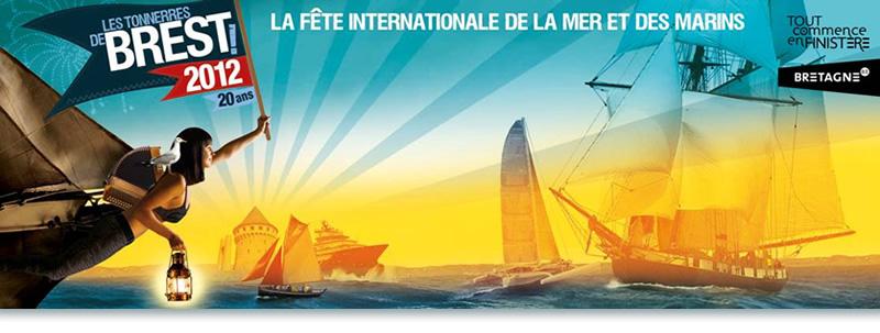 Les Tonnerres de BREST 2012 Header11