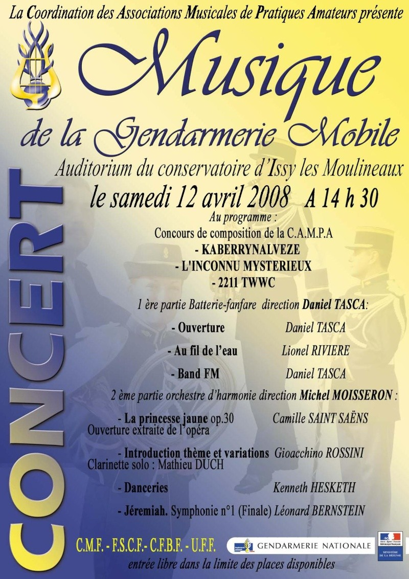 Concours compositions CAMPA 2007 Affich10