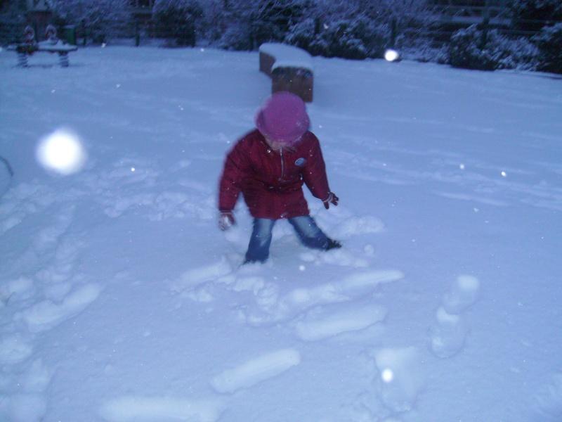ha la neige..... Imgp0014