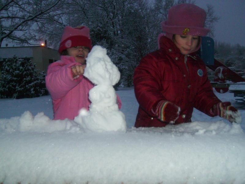 ha la neige..... Imgp0016
