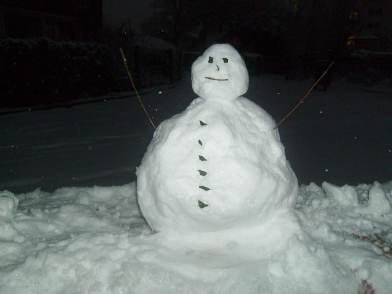 ha la neige..... Imgp0017