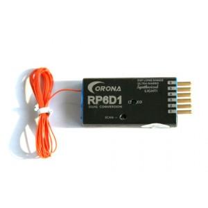 [Vends] 2 récepteurs micro RS610 41Mhz + CORONA RP8D1 synth. 364-6310