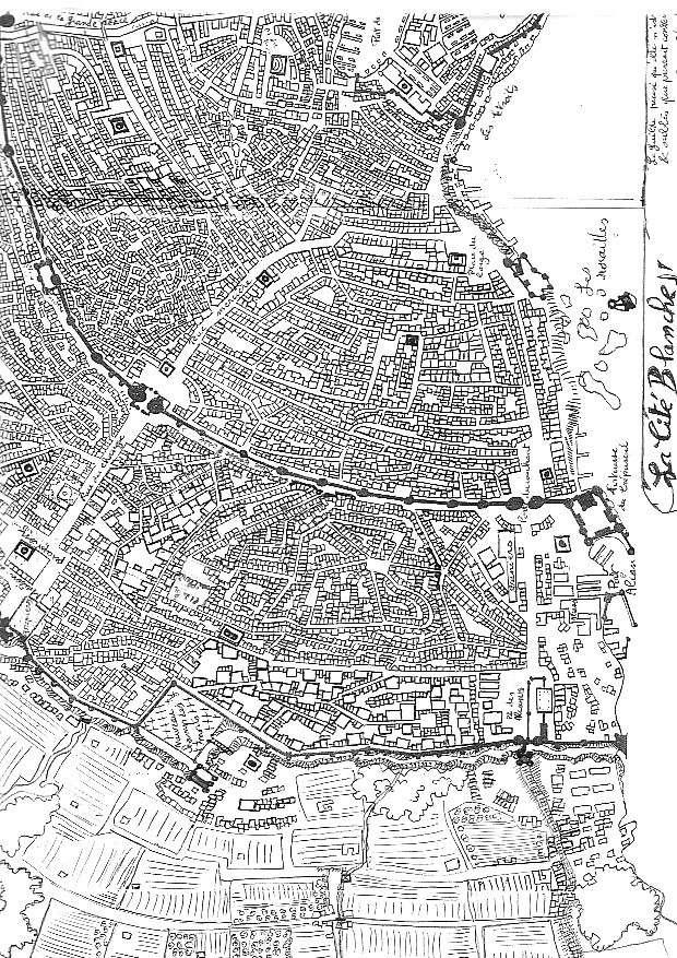 Le quartier de l'Orangeraie ou Orangeaie.  Quarti10