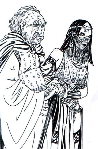 Les membres du Conseil.  Sylvan10