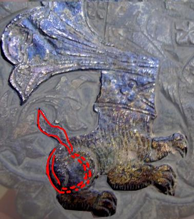 Pijante lobulado con figura humana Pinjan10
