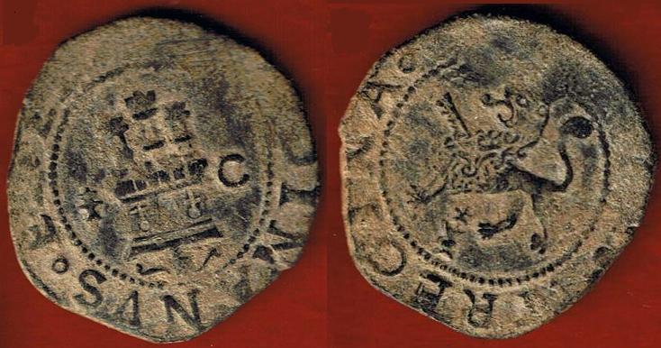 2 Mrs. de RR. CC (Cuenca, 1474 -1504) Variante Rc10