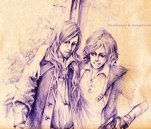 Harry Potter version manga (fanarts) Albus_12