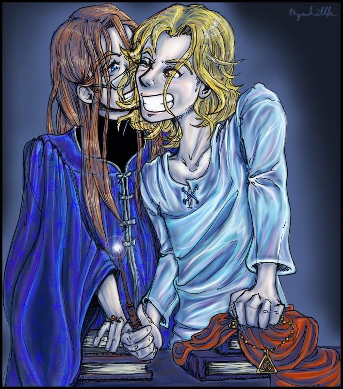 Harry Potter version manga (fanarts) Albus_17