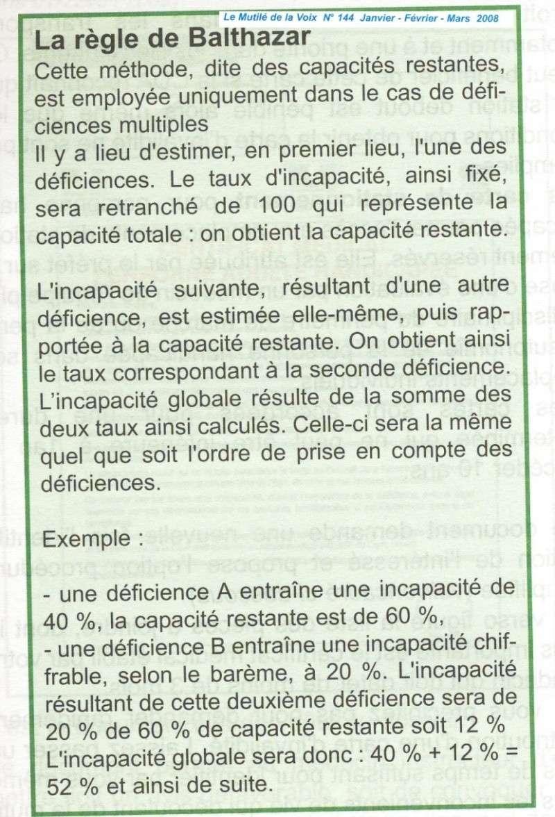 """""""Le Mutilé de la Voix"""" - Carte d'invalidité en France Handic11"""