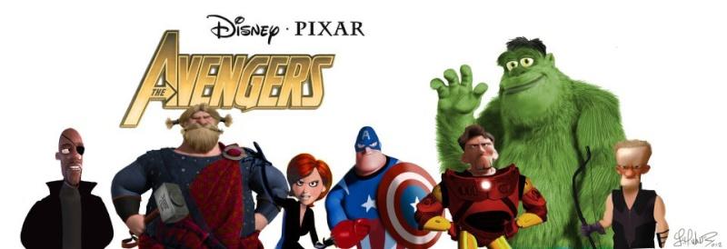 Le topic fourre-tout des vidéos et infos super-héroïques - Page 4 Pixar-10