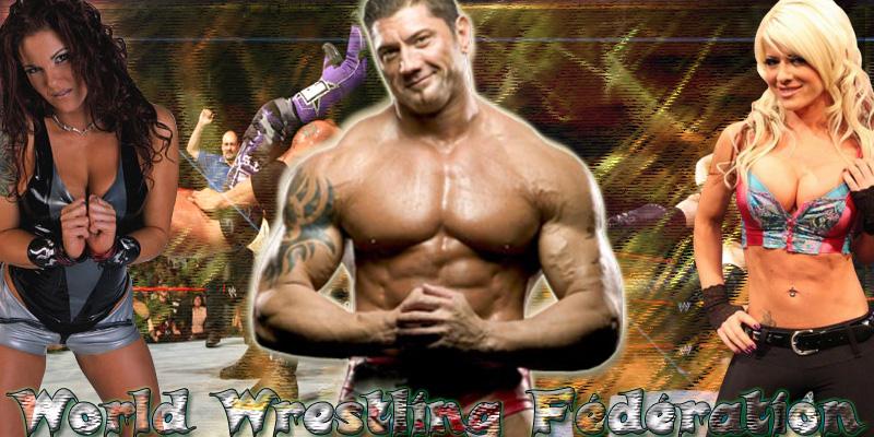 | World Wrestling Fédération |