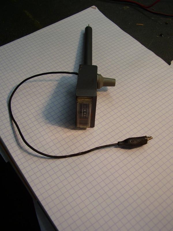 Petite sonde HF-VHF-UHF Finie110