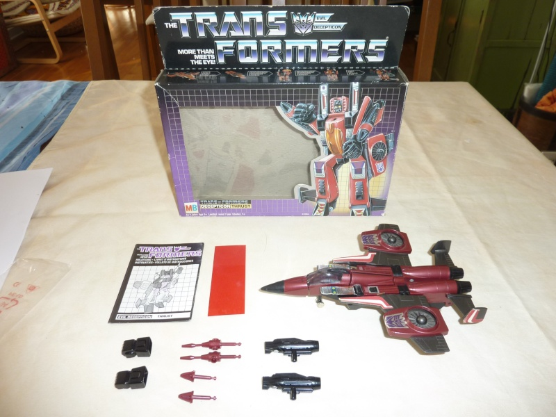 Les Transformers Milton Bradley (MB) - France P1030116