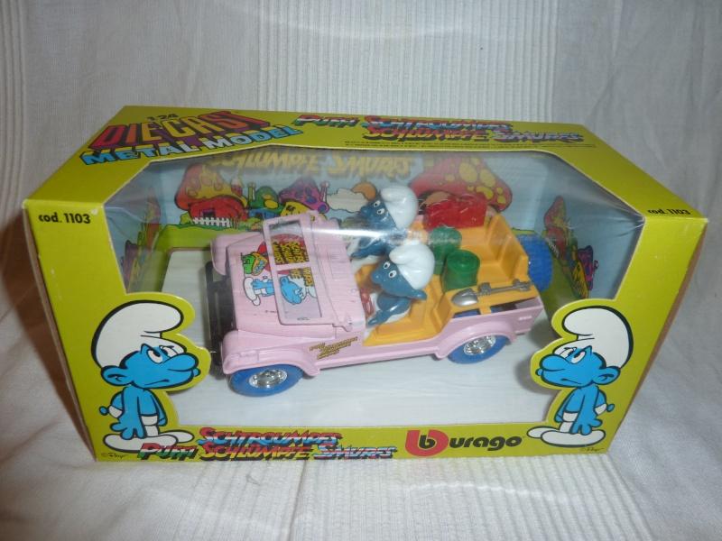 """Les """"petites voitures"""" à l'effigie des héros des années 80 P1030327"""