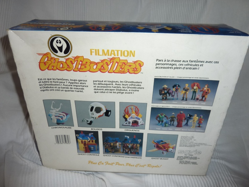 Ghostbusters Filmation (Savie/Schaper/Comansi) 1986 P1030619