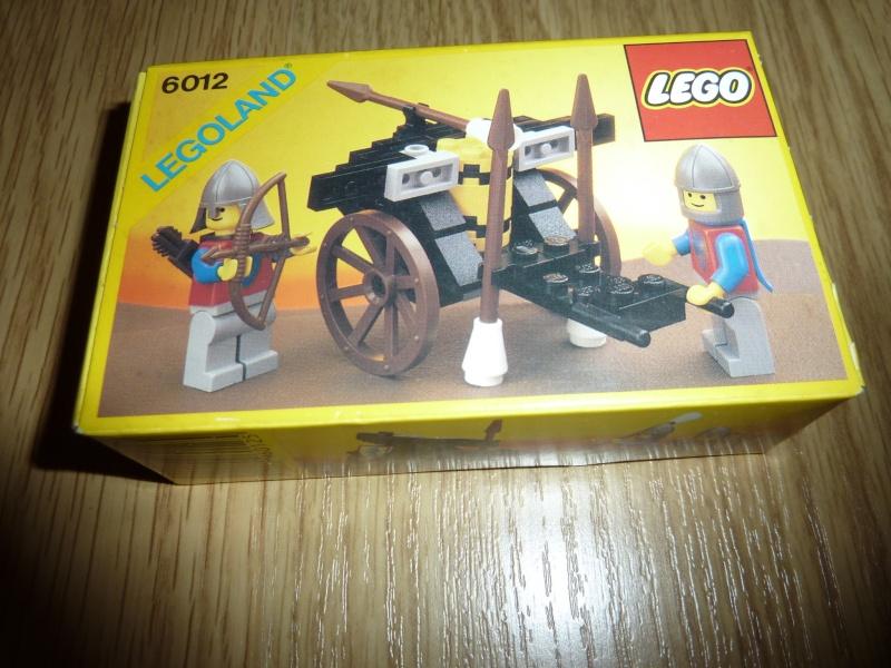 [LEGO] : MOYEN-AGE + liens P1030951