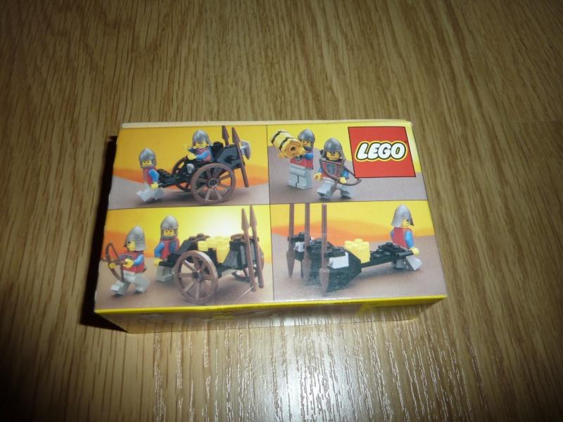 [LEGO] : MOYEN-AGE + liens P1030952