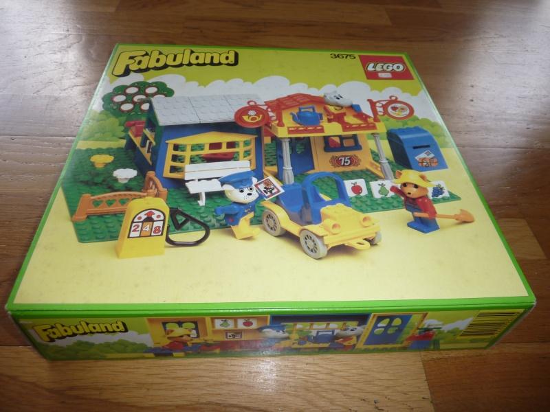 [LEGO] : FABULAND P1040018