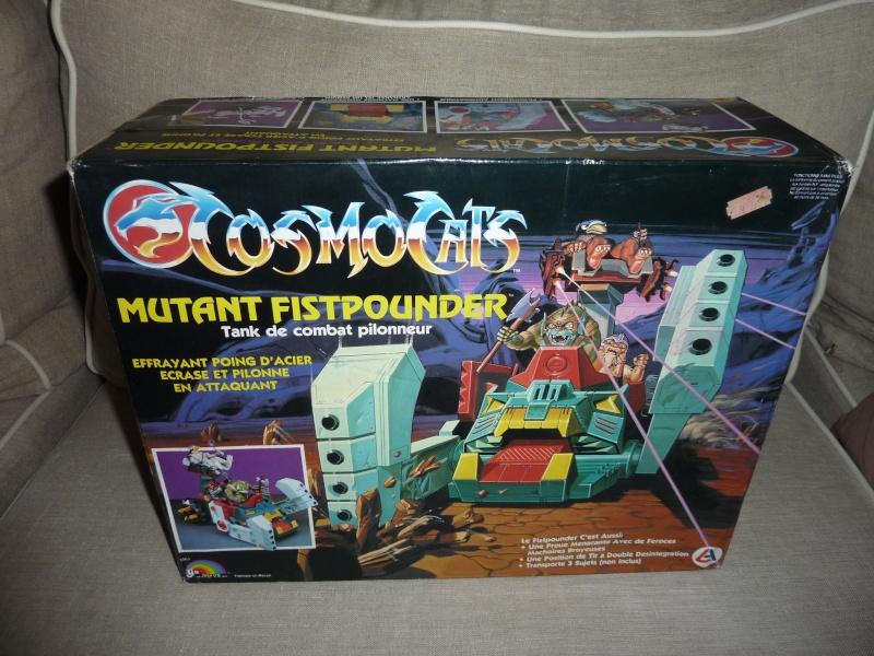 Cosmocats / Thundercats (LJN / ALES) 1985-1987 P1040145